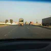 Photo taken at Sahiwal Bypass by Sheraz M. on 12/9/2011