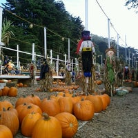 Photo taken at Clancy's Pumpkin Patch by M. S. on 10/16/2011