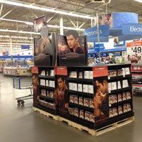 Photo taken at Walmart Supercenter by Darcy L. on 2/11/2012