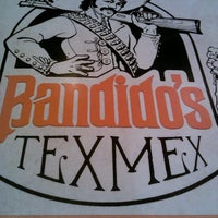 Photo taken at Bandido's by Cydnee H. on 11/4/2011