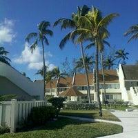 Photo taken at Westwind II by EVRentals Hotel Nassau by Alice on 12/16/2011