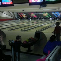 Photo taken at AMF Strike 'N Spare Lanes by Joel G. on 12/18/2011
