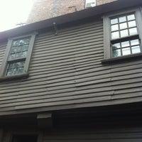 Das Foto wurde bei Paul Revere House von Michael T. am 7/26/2012 aufgenommen