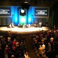 Photo taken at Emmaus Baptist by Adam R. on 7/24/2011