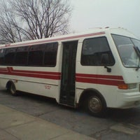 Photo taken at Gate bus by Michael J. W. on 2/3/2012
