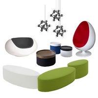 Photo taken at UrbinDesign Retro Furniture by urbindesign.nl on 1/26/2012