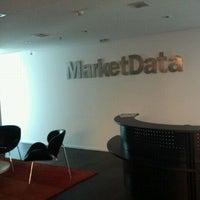 Photo taken at MarketData by David C. on 8/7/2011