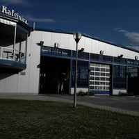 Photo taken at Mazgāšanas Fabrika by Martins D. on 8/17/2012