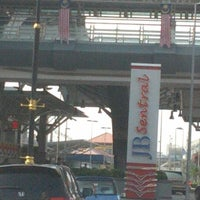 Photo taken at JB Sentral - City Square Bridge by Sri Kumar D. on 8/20/2012