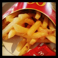 Photo taken at McDonald's by Ilies H. on 8/31/2012