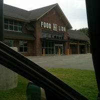 Photo taken at Food Lion Grocery Store by Dan on 7/17/2012