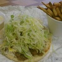Photo taken at King Gyro's Greek Restaurant by Scott B. on 11/16/2011