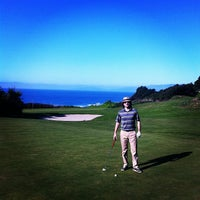 Photo taken at The Olympic Club Golf Course by Joey M. on 12/4/2011