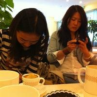 Photo taken at TT Cafe by Yan H. on 3/25/2011