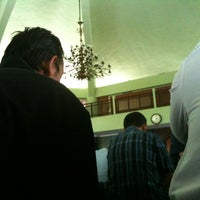 Photo taken at Masjid Al Furqan (Pusat Dewan Dakwah Indonesia) by Ovan C. on 11/4/2011