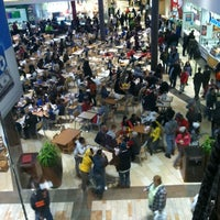 Photo taken at Christiana Mall Food Court by AJ B. on 12/30/2011