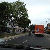 Photo taken at Avenida Presidente Castelo Branco by Nathalia N. on 4/16/2012