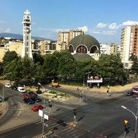 Photo taken at GSC INTERNATIONAL - Skopje, MACEDONIA by Onur S. on 7/19/2011