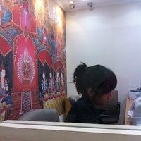 Photo taken at ธนาคารออมสินสาขาบิ๊กซี บ้านโป่ง by Natcha P. on 5/13/2012