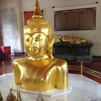 Photo taken at วัดพระทอง (หลวงพ่อพระผุด) (Wat Phra Thong) by Thanakrit L. on 5/6/2012