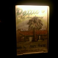 Photo taken at Pattie's First Avenue Lounge by Kate D. on 1/15/2012
