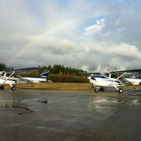 Photo taken at Glacier Air by Nicolas P. on 11/11/2011