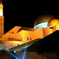 Photo taken at Masjid As-Salam (مسجد السلام) by Muzafrie B. on 10/29/2011
