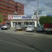 Photo taken at Farmacias del Ahorro by Pimpon S. on 6/26/2012