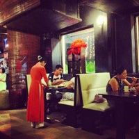 Photo taken at The Sushi Bar 1 by Thuy on 5/6/2012