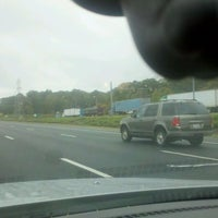 Photo taken at I85 by Michael M. on 10/13/2011
