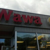 Photo taken at Wawa by Jasira U. on 6/3/2012