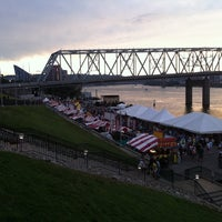 Photo taken at Great Inland Seafood Fest by Clint C. on 8/13/2011