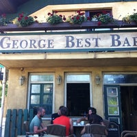 Photo taken at George Best Bar by Adventure Rafting Bled R. on 8/23/2011