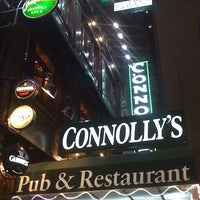 Photo taken at Connolly's Pub & Restaurant by Lisa G. on 1/2/2011