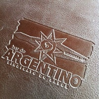 Photo taken at Bar do Argentino by André C. on 11/26/2011