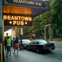 Photo taken at Beantown Pub by Kelly K. on 6/17/2012
