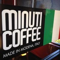 Photo taken at Minuti Coffee by joel h. on 1/11/2012