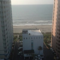 Photo taken at 25th Street Beach Entrance by Keith P. on 7/29/2012