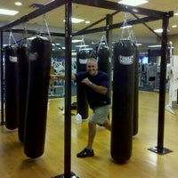 Photo taken at Box Fit Paramus by Andrew M. on 8/24/2011