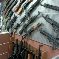 Photo taken at Airsoft Total by Hans C. on 3/29/2012