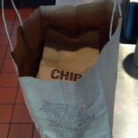 Photo taken at Chipotle Mexican Grill by Jon G. on 3/12/2012