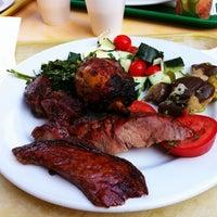 Снимок сделан в Pampas Grill Farmers Market пользователем Anna N. 8/31/2012
