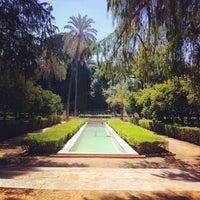 Foto tomada en Parque de María Luisa por Enrique R. el 8/24/2012