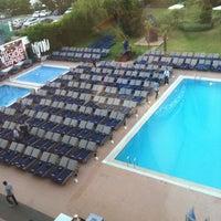 Photo taken at Deniz Private Cinecity by Eva on 6/17/2012