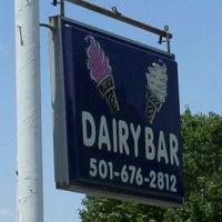Photo taken at Lonoke Dairy Bar by Dale J. on 5/17/2012