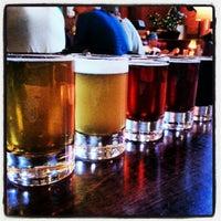 Photo taken at Walnut Brewery by Heather B. on 8/25/2012