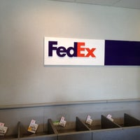 Photo taken at FedEx Ship Center by Carl G. on 1/6/2012