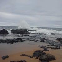 Photo taken at Praia do Buracão by Paulo E. on 7/11/2012