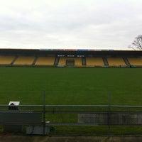 Photo taken at O'Donnell Park by Maidhcí Ó. on 2/12/2012