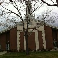 Photo taken at Riverton Utah South Stake Center by Jed N. on 11/12/2011